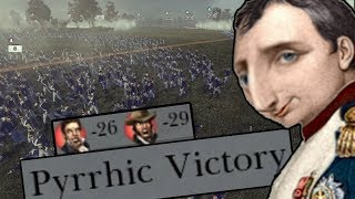 Napoleon Total War In 2018 (But Napoleon Is Too Scared to Fight)