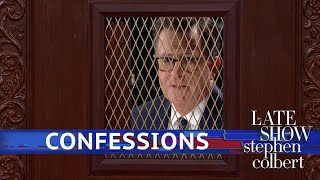 Stephen Colbert's Midnight Confessions, Vol. XLIII