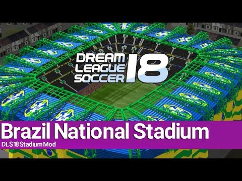 Brazil Stadium ★ Dream League Soccer 2018
