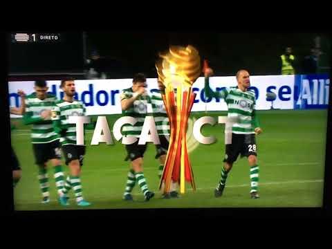 Sporting CP x FC Porto (24 Jan 2018) Penalties - Taça CTT / League Cup 2017/2018