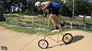 I Bet You39;ve NEVER Seen A BMX Bike Like This Before
