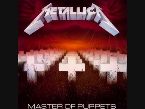 Metallica-Master Of Puppets (Lyrics)