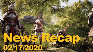 MMOs.com Weekly News Recap #233 February 17, 2020