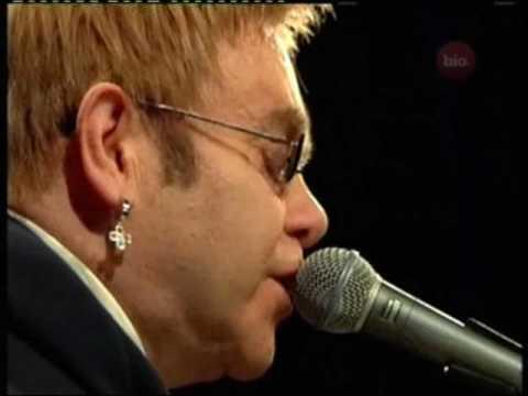 Sir Elton John Performs 'Daniel' -  (ITAS)