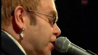 Sir Elton John performs 'Daniel' -  (ITAS)