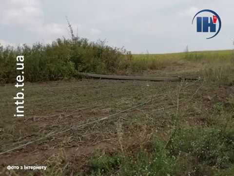 Телеканал ІНТБ: На Тернопільщині бушувала стихія
