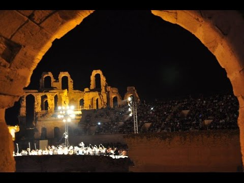 Tunisia Coliseum, El Jem  Orhestra and Choir of Ukrainian Radio  Conductor V Sheiko
