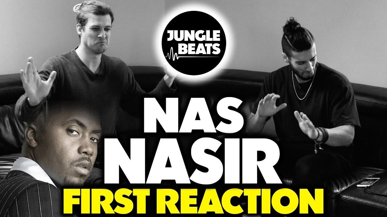 NAS - NASIR REACTION/REVIEW (Jungle Beats)