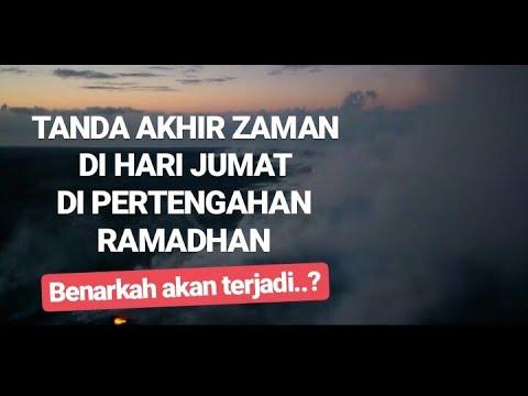 hadits-palsu-huru-hara-akhir-zaman-di-hari-jum'at-pertengahan-ramadhan---ustadz-dr-khalid-basalamah