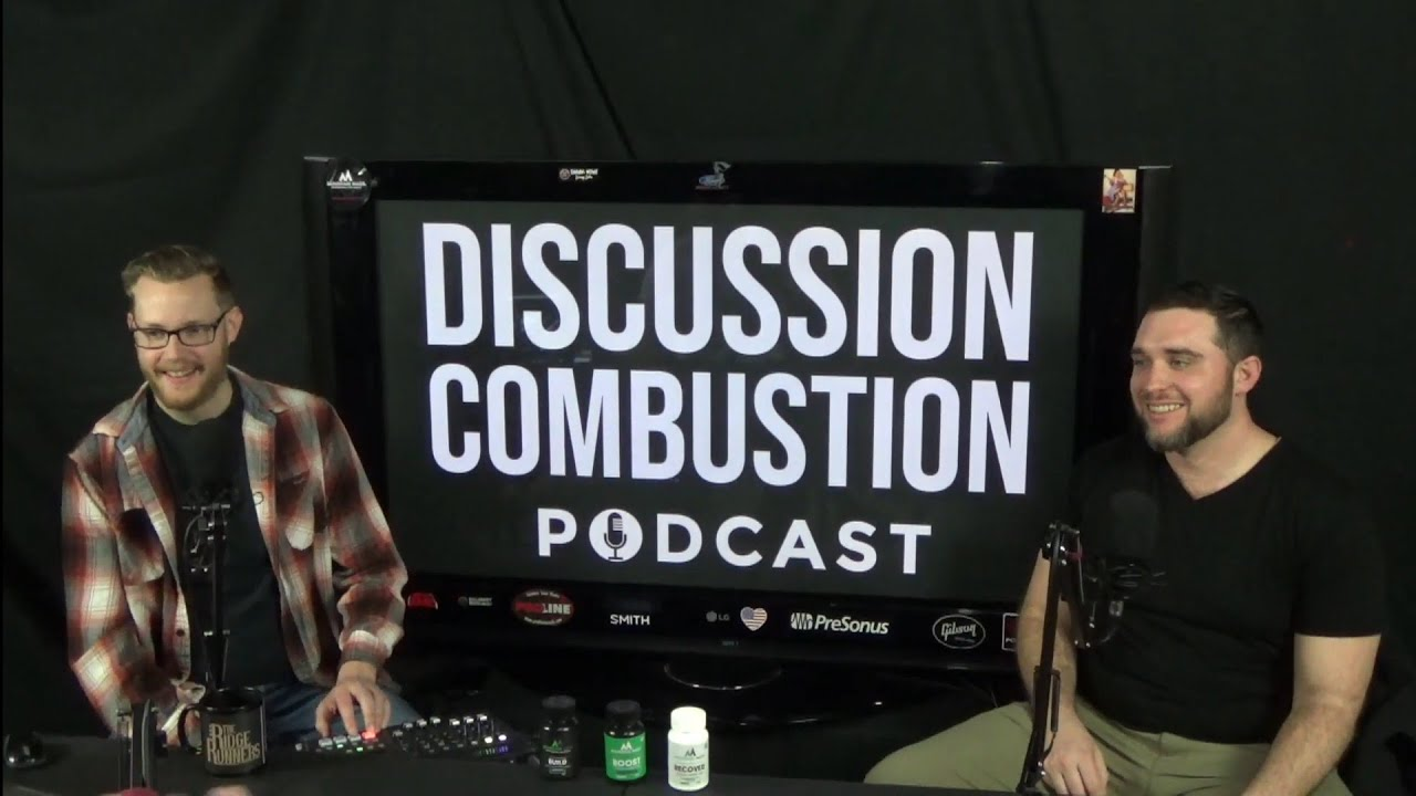 Discussion Combustion Podcast   Episode 048 w/ James Richard Lane