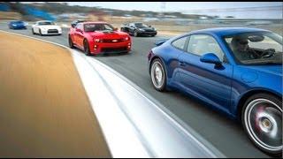 Behind the Scenes of 2012 Best Driver's Car - Wide Open Throttle Episode 29