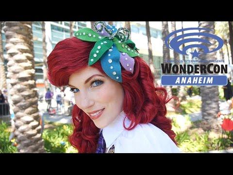Wondercon 2017 - Cosplay Music Video