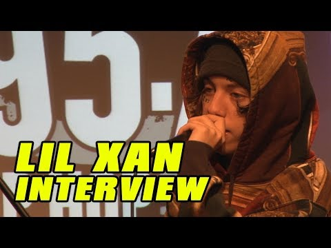 Lil Xan Reveals His Celebrity Crush & More [EXCLUSIVE INTERVIEW]