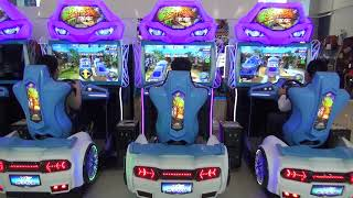 Check out our cool racing game CRUIS'N!