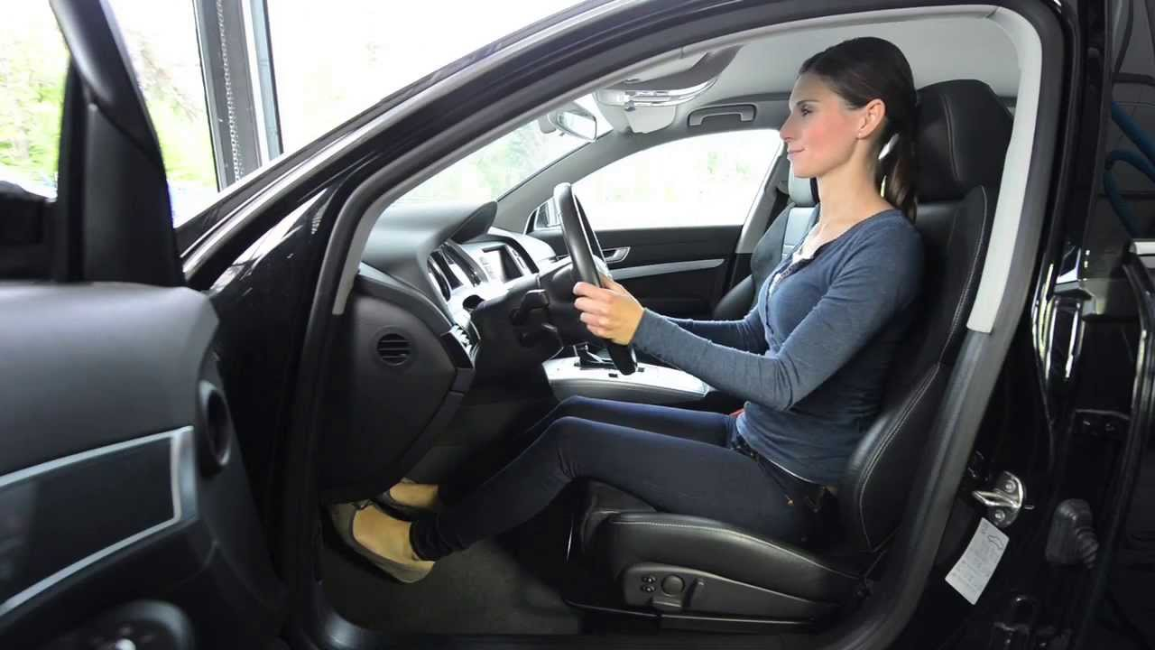 Recaro Car Seat Adjustment Youtube