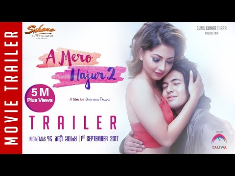 Thumbnail: New Nepali Movie -2017/2074| Official Trailer|A Mero Hajur 2| Ft.Samragyee R L Shah,Salin Man Baniya