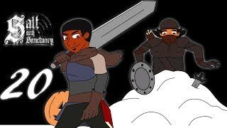 Salt and Sanctuary -  Episode 20 -  Tube Slider