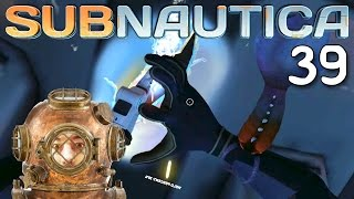 "Subnautica Gameplay Ep 39 - ""BOTTOMLESS PIT OF DEATH!!!"" 1080p PC"