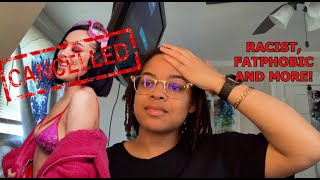 DOJA CAT IS CANCELLED! (With RECEIPTS)
