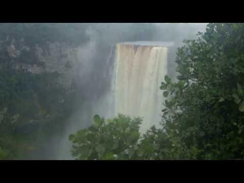 Kaiteur falls Guyana