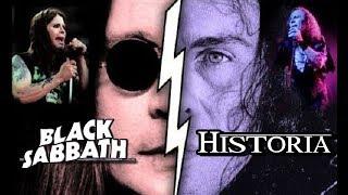 TODO sobre la Pelea de Ozzy Osbourne y DIO | Black Sabbath