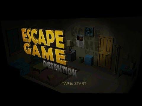 Detention Escape Game All Levels Walkthrough
