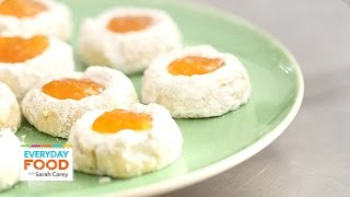 Citrus Thumbprint Cookies - Everyday Food With Sarah Carey