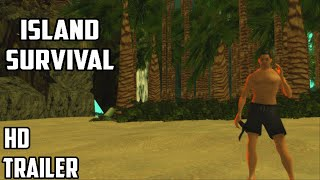 Island Survival 2021 Официальный тизер