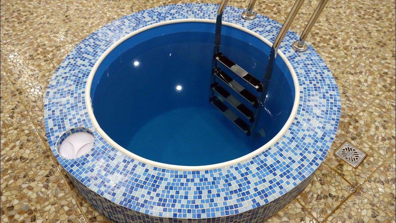 бассейн из кольца жби фото