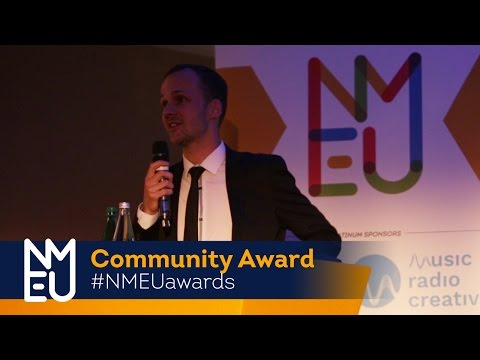 New Media Europe: Community Award