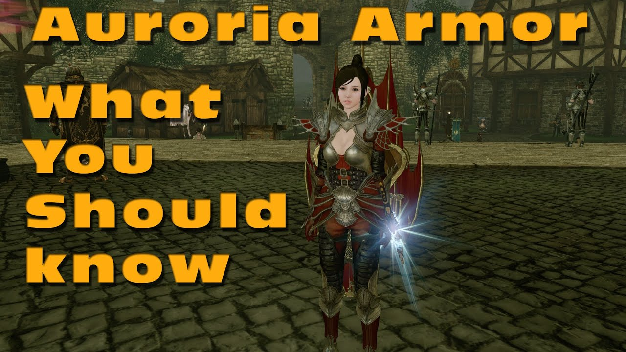 Plate Set Archeage &     Are Wearing The Beritra Set From