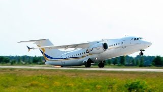 AN-158 performed its maiden flight/Ан-158 - перший політ