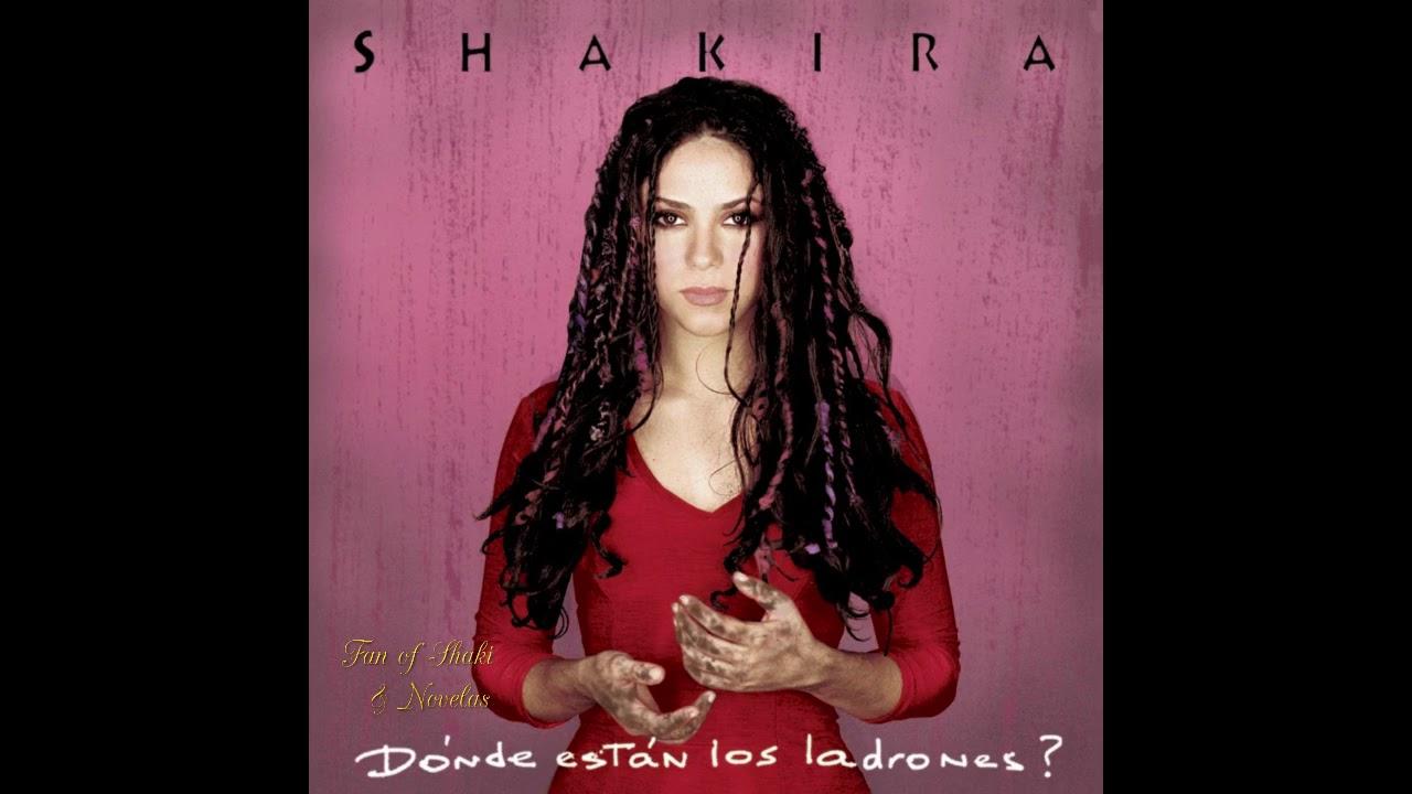 Download Shakira - Octavo Día (CD-Rip)