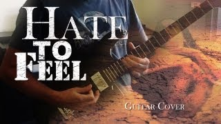 Alice in Chains - Hate To Feel | Guitar Cover with Solo & Tabs