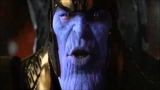 Super escenas de Thanos fase 1 y 2 #1