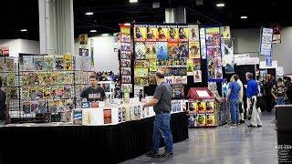 Center of Attention: Atlanta Comic Con