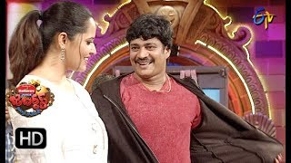 Raising Raju Performance | Jabardasth | 8th November 2018 | ETV  Telugu