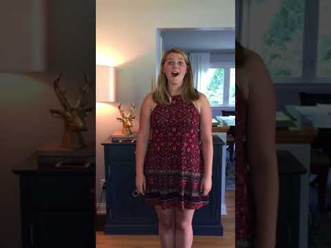 Berklee Musical Theater Intensive - Mama Who Bore Me