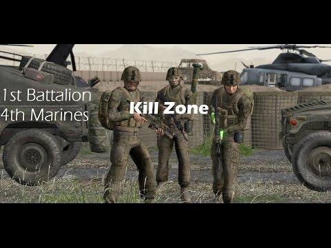 Arma 2: 1st Bat. 4th Marines ~ Kill Zone