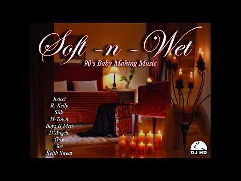 Valentine's Day Soft & Wet 90's R&B Mix