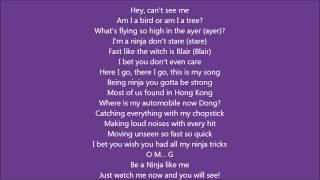 Ryan Higa & Sean Fujiyoshi - The Ninja Glare