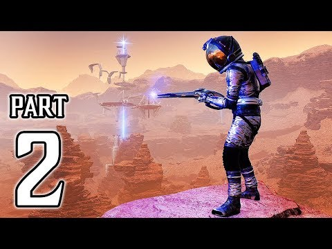 FAR CRY 5 LOST ON MARS Walkthrough PART 2 (PS4 Pro) No Commentary Gameplay @ 1440p QHD ✔