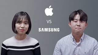 100 Koreans tell us | iPhone vs. Galaxy? What's your choice?