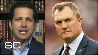 Are the 49ers looking to trade out of the 2020 NFL draft first round? | SportsCenter