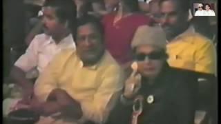 mgr and shivaji ganesan together rare video