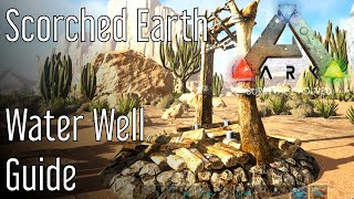 Water Well Guide Ark: Scorched Earth