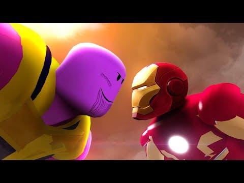 Superhero Simulator - Roblox Animation