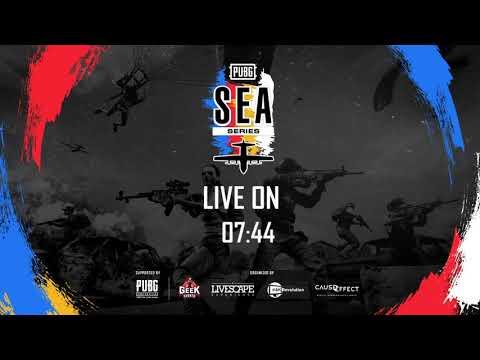 PUBG SEA Series - Malaysia/Singapore Local Final
