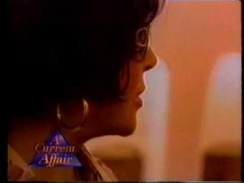 Michael Jackson -  Liz Taylors Reaction To The 1993  Scandal  (rare)