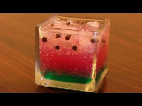 DIY WATERMELON SODA : FANCY PARTY DRINK LOVE POTION